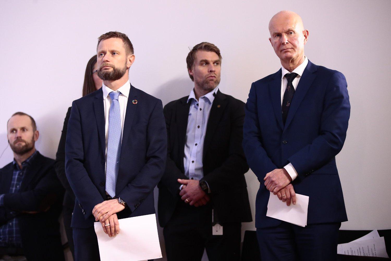 En enkelt ekspertgruppe representerer ikke det som er hele beslutningsgrunnlaget, sier helseminister Bent Høie