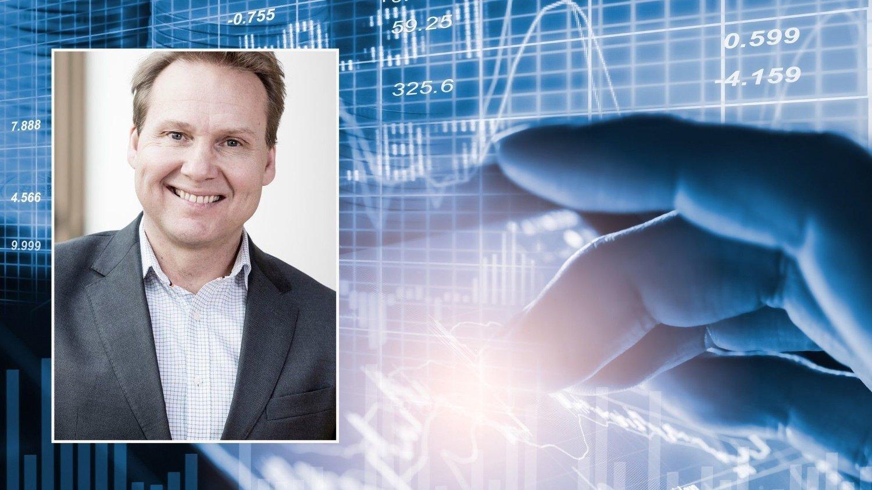REKORDLAVE FASTRENTELÅN: Nordea Norge med personmarkedsdirektør John Sætre i spissen tilbyr nå fastrentelån til rett over 2 prosent.