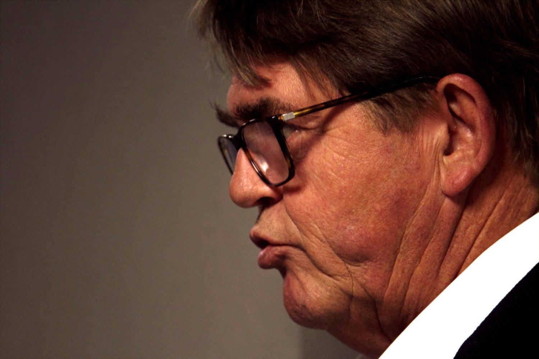 Aksjemegler Jan Petter Sissener.