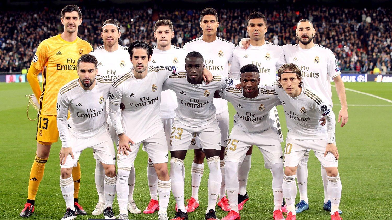 KUTT: Real Madrid-stjernene går med på frivillig lønnskutt.