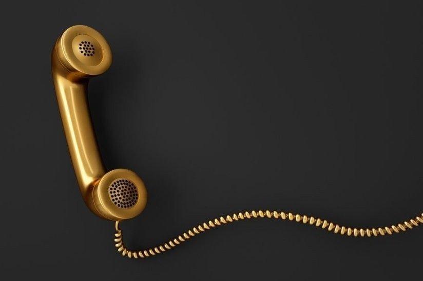 Gulltelefon
