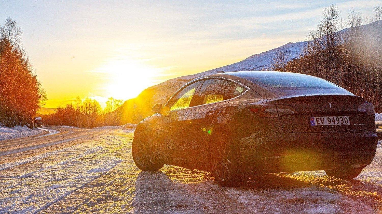 Tesla Model 3 Long Range.