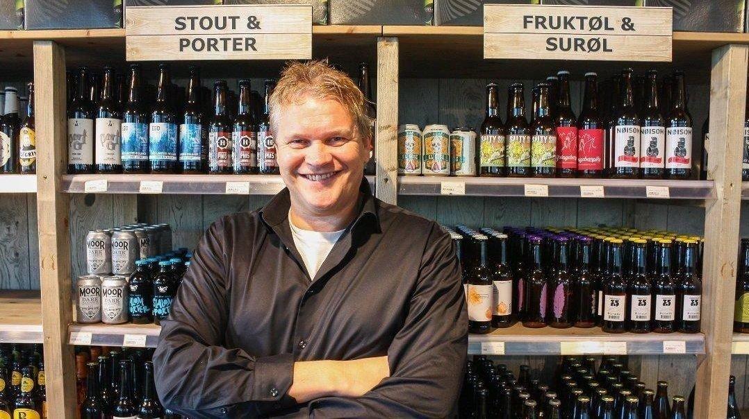 ØLSJEF: Administrerende direktør Rolf Ivar Skår i Gulating Gruppen AS. Arkivfoto.