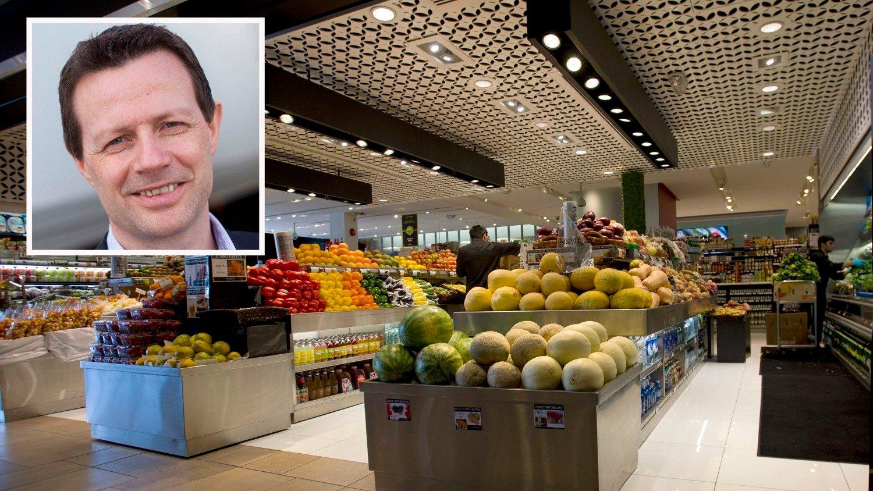 TJENER BRA: NorgesGruppens toppsjef Runar Hollevik tjente over 11 millioner kroner i 2019.