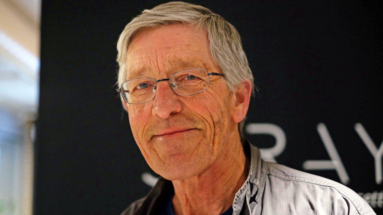 Tidligere FHI-ekspert Erik Nord, Amedia-huset 17. april 2020