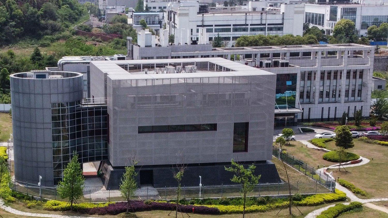 BENEKTER: Kina nekter for at virusutbruddet spredte seg fra P4-laboratoriet i Wuhan.