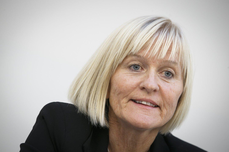 FÅR KJEMPEBETINGELSER: Unio-leder Ragnhild Lied har forhandlet frem svært gode betingelser for medlemmene med Nordea.