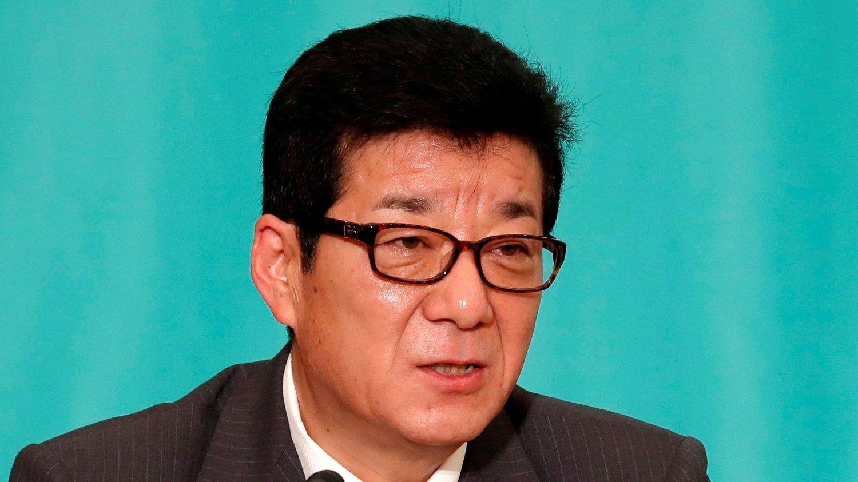 OMSTRIDT: Ordfører i Osaka, Ichiro Matsui, har fått stor oppmerksomhet for sine uttalelser i det siste.