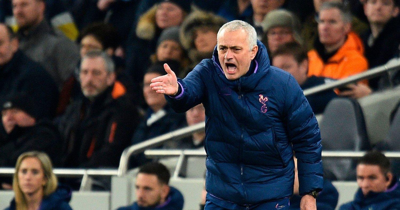 KLAR TALE: José Mourinho mener at brasilianske Ronaldo overgår alle når det gjelder talent.