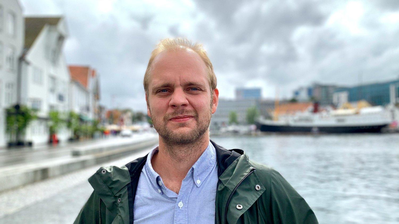 Mímir Kristjánsson, Stavanger 20. august 2019.