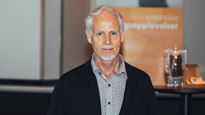 HYPOKONDERLEGEN: Ingvard Wilhelmsen har behandlet hypokondere i 26 år. Uavhengig av hva de er redde for å bli syke av, har de én ting til felles: De greier ikke å akseptere at man ikke kan kontrollere døden.