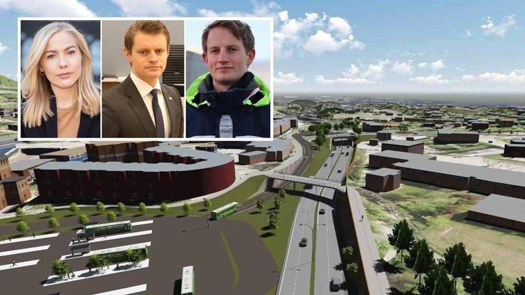 Høyre-politikere vil ha Oslo-milliardene til andre byer etter brudd om Oslopakke 3.