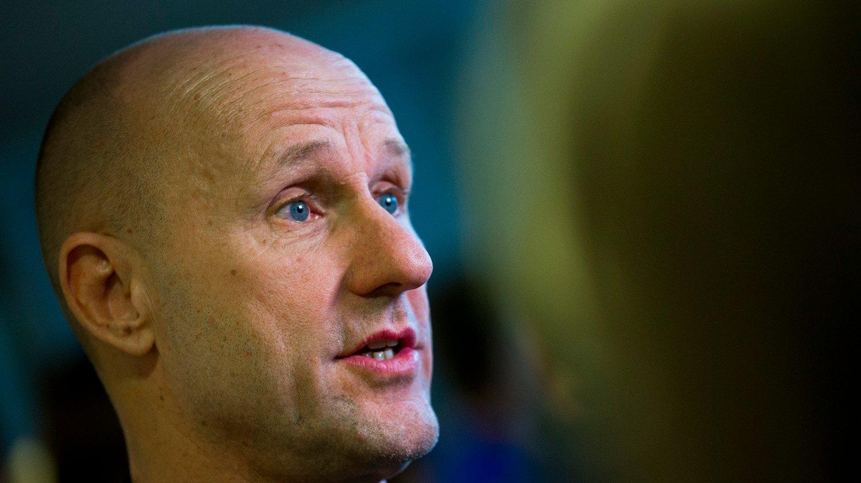 BEKYMRET: Styreleder i Norsk Toppfotball, Cato Haug, er bekymret over at norsk fotball blør økonomisk.
