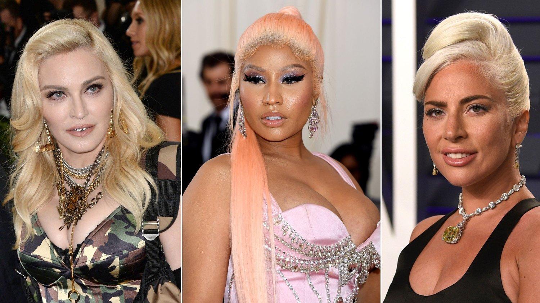 LEKKET INFORMASJON: Etter at advokatfirmaet Grubman Shire Meiselas & Sacks ble utsatt for et hackerangrep har flere verdenskjente artister, deriblant Madonna, Nicki Minaj og Lady Gagy, fått lekket privatinformasjon over internett.