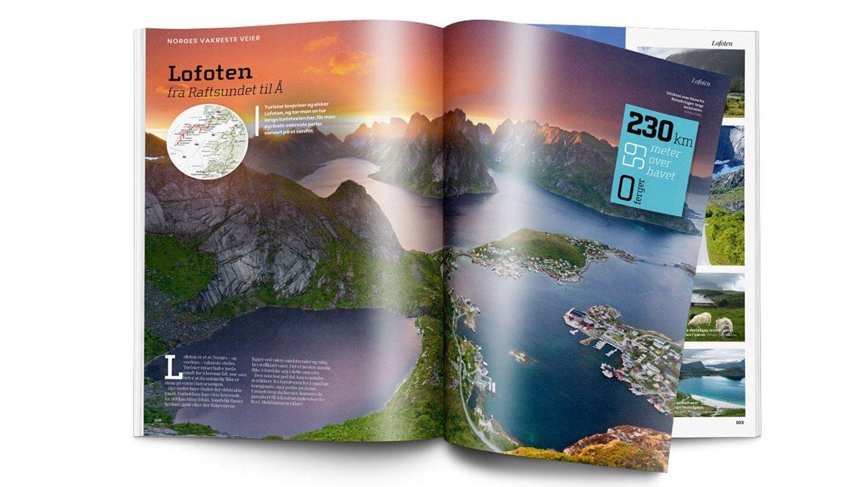Turister lovpriser og elsker Lofoten, og tar man en tur langs turistveien her, får man øyrikets vakreste perler servert på et sølvfat.