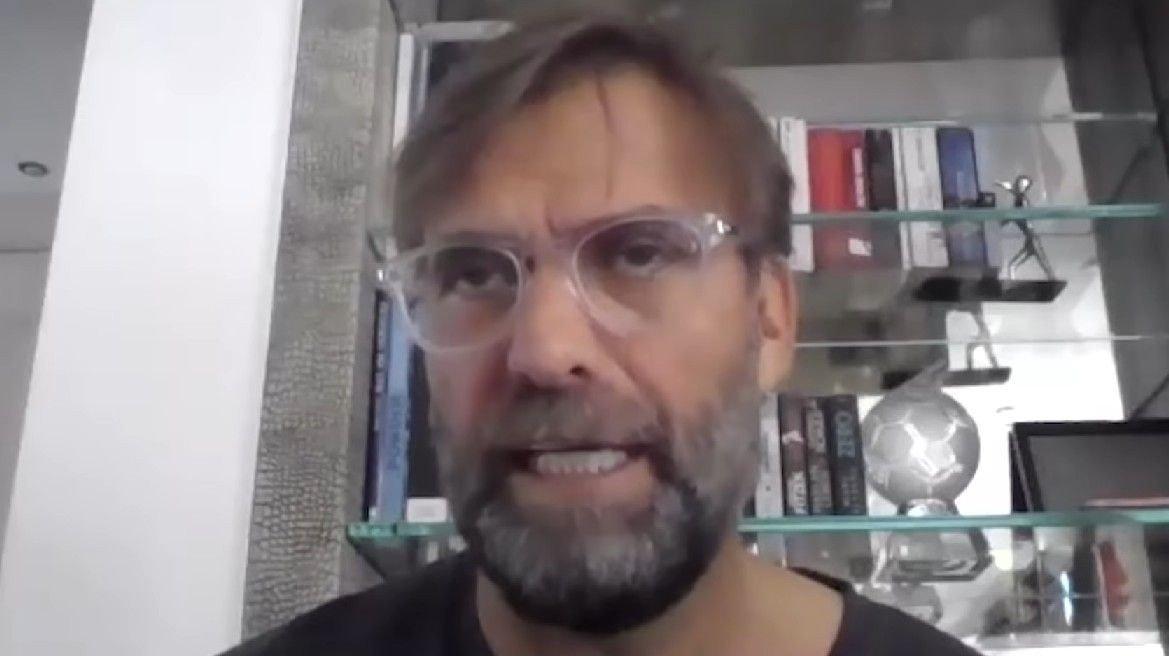 URETTFERDIG: Jürgen Klopp er klar på at det ville vært urettferdig å avslutte sesongen nå.