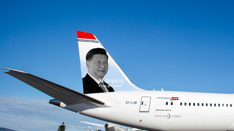 Xi Jinping Norwegian