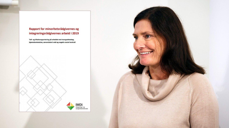 Den nye rapporten fra IMDI-direktør Libe Rieber-Mohn har igjen satt fyr på integreringsdebatten i Norge.