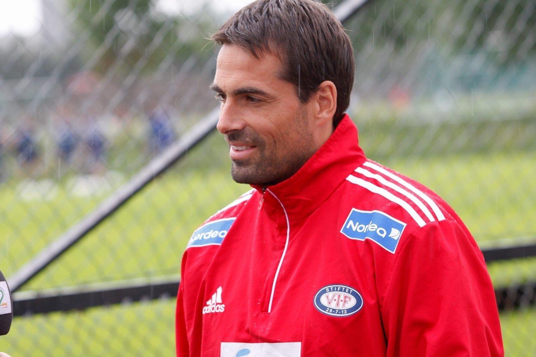 INN I STYRET: Åtte år etter at han forlot Vålerenga, er Martin Andresen (43) tilbake i klubben – nå som styremedlem i VIF Fotball ASA.
