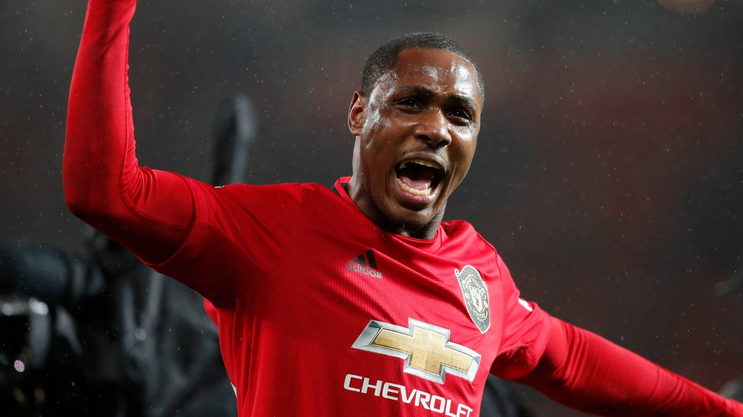 SPISS: Odion Ighalo i aksjon for Manchester United