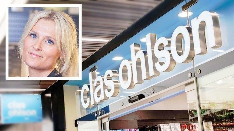 KVARTALSRAPPORT: Onsdag kom kvartalsrapporten for Clas Ohlson. Innfelt i bildet er Clas Ohlsons sjef i Norge, Stine Trygg-Hauger.