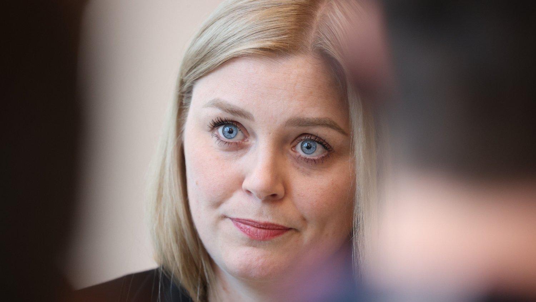 Olje- og energiminister Tina Bru.