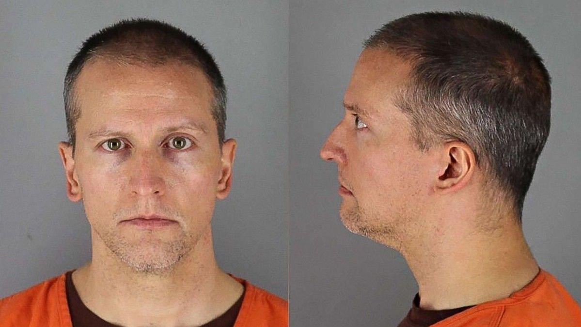 SIKTET: Den tidligere politimannen Derek Chauvin er siktet for forsettlig drap på den 46 år gamle afroamerikaneren George Floyd i Minneapolis for to uker siden.