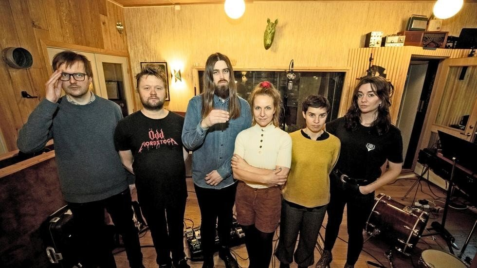 Hedvig Mollestad Ekhidna Band