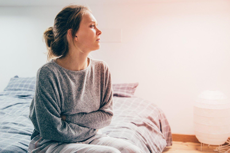 BEKYMRET: Gynekolog Nina Willumsen er bekymret over at stadig flere kvinner kommer til henne med lav sexlyst, spesielt etter koronakrisen.