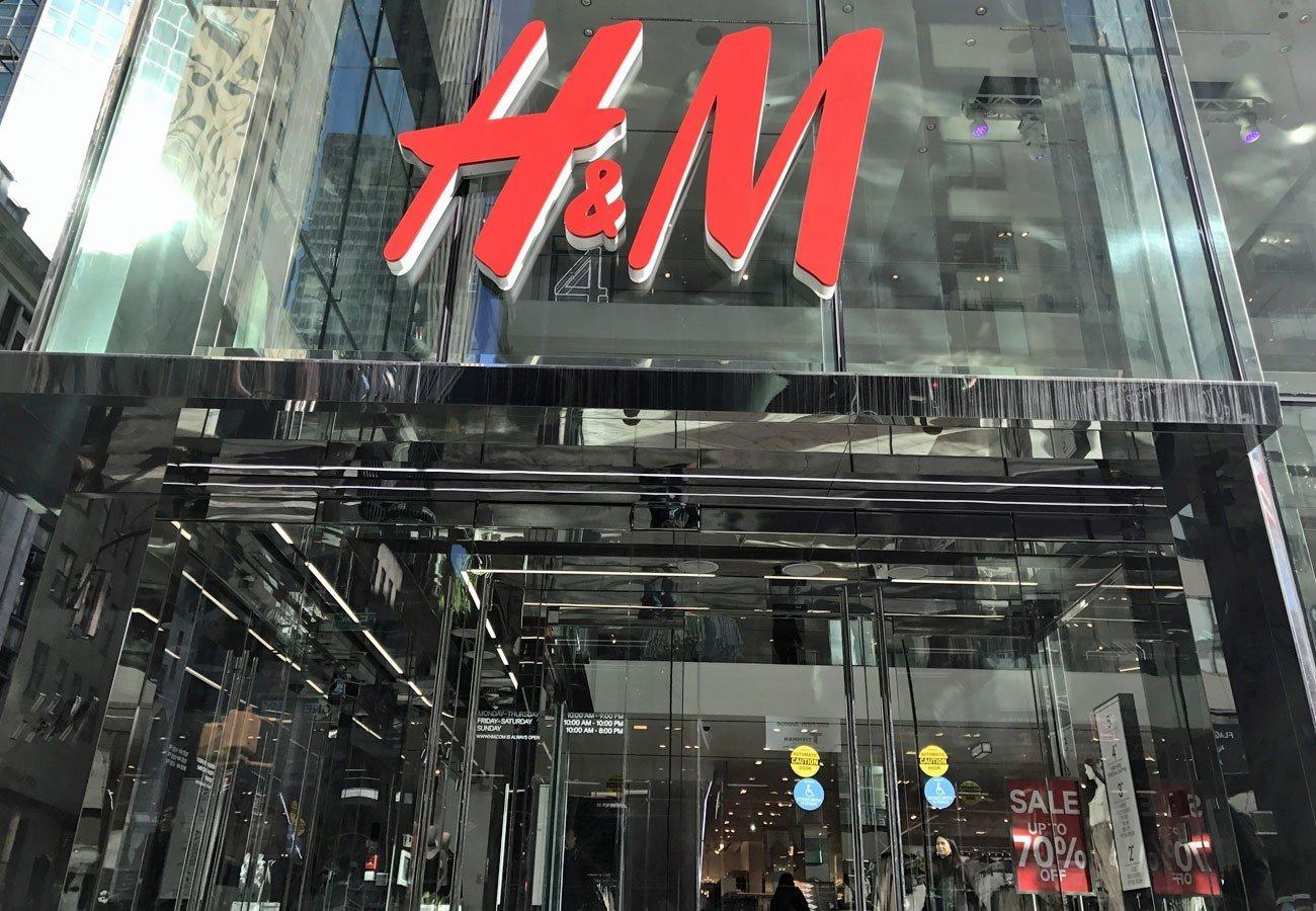 H&M, Hennes & Mauritz H&M, Hennes & Mauritz