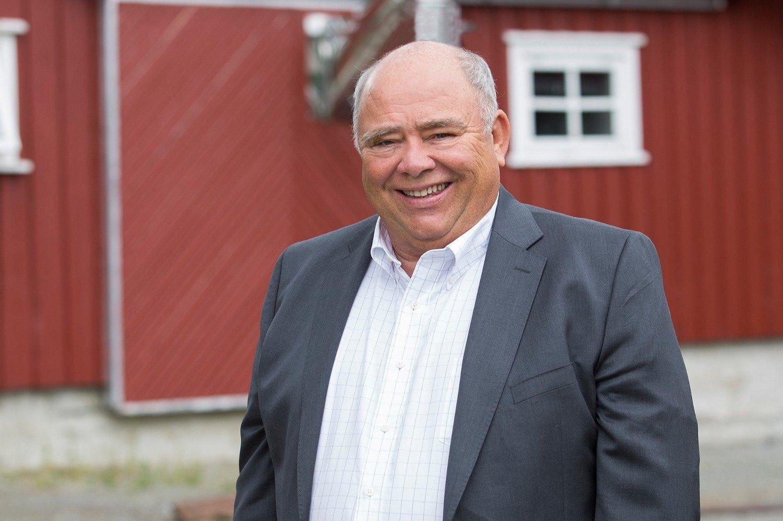 ÅNDELIG LEDER: Smiths venner-forstander Kåre Johan Smith har vært trossamfunnets åndelige leder siden 1996, og bor i Connecticut, USA.