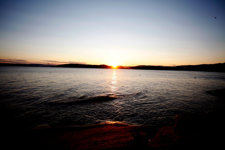 Ved en rekke værstasjoner i Trøndelag og Møre og Romsdal falt ikke temperaturen under 20 grader natt til søndag.