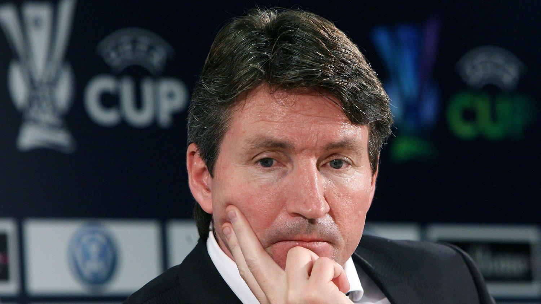 INTERESSERT: Trond Sollied melder sin interesse til den ledige Rosenborg-jobben.