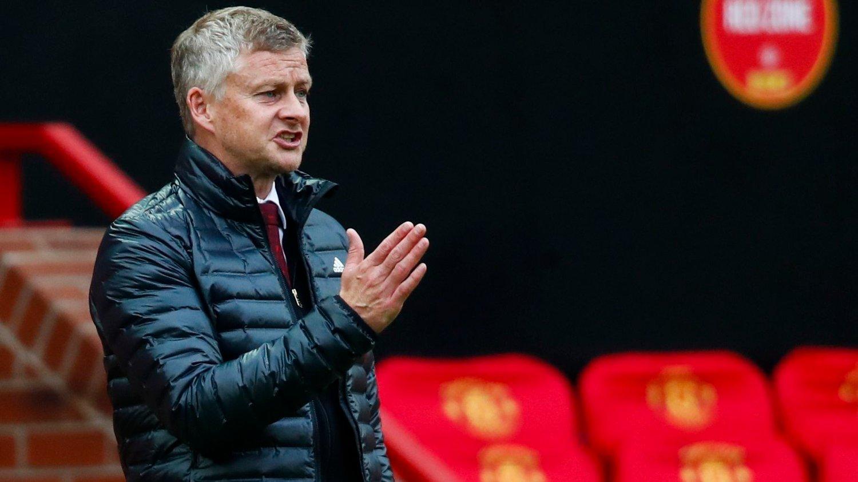 JAKTER CHAMPIONS LEAGUE: Ole Gunnar Solskjær og Manchester United jakter den livsviktige 4. plassen som gir Champions League-spill neste sesong.
