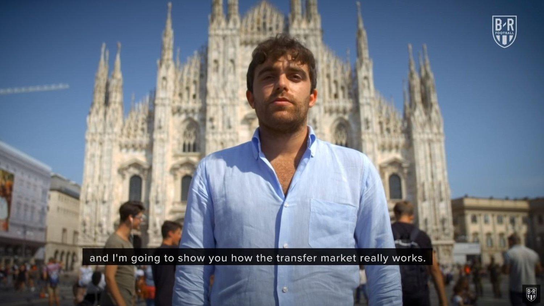 FORKLARER: Fabrizio Romano og Christian Falk gir oss et innblikk i overgangsmarkedet.