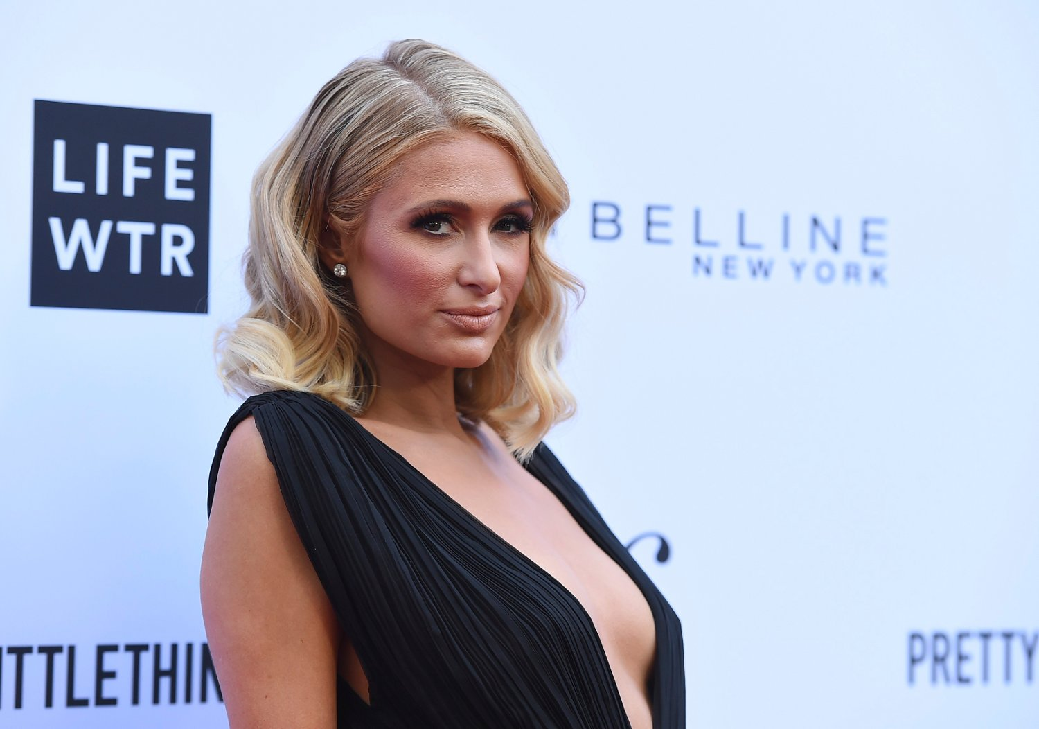 Paris Hilton Paris Hilton arrives at the Daily Front Row's Fashion Los Angeles Awards at the Beverly Hills Hotel on Sunday, April 8, 2018, in Beverly Hills, Calif.