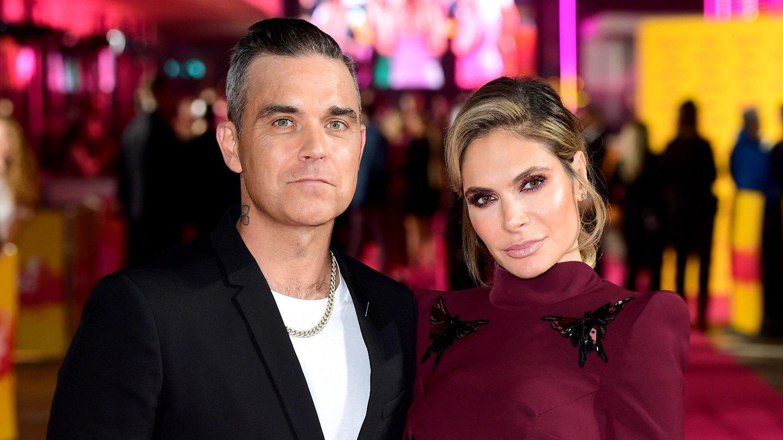 SJOKKERER: Ayda Field kommer med sjokkerende detaljer om forholdet til Robbie Williams.