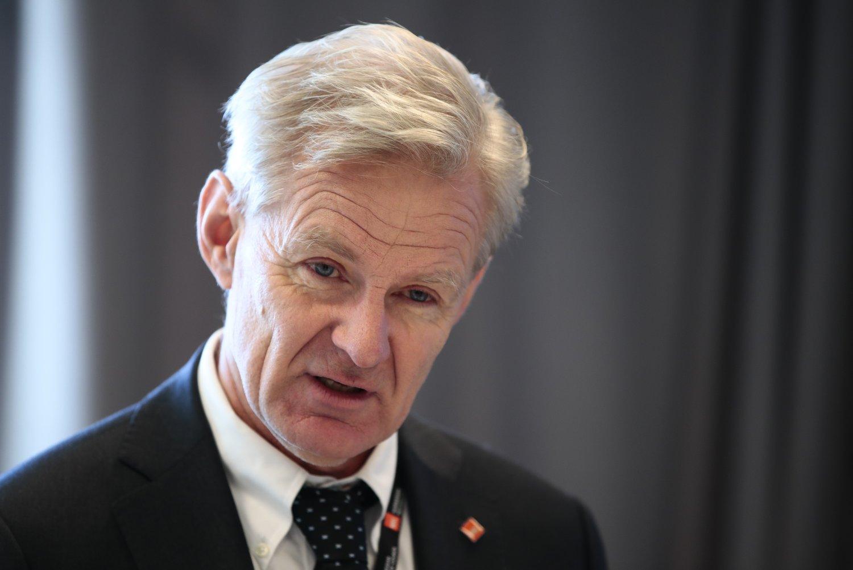 Generalsekretær Jan Egeland