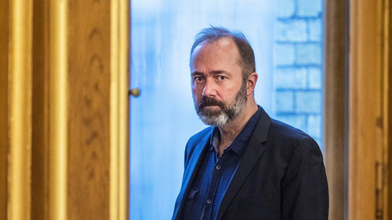 FORSVARER: Wigdis Wollan, kommunerepresentant for Arbeiderpartiet på Smøla, tar Trond Giske i forsvar.