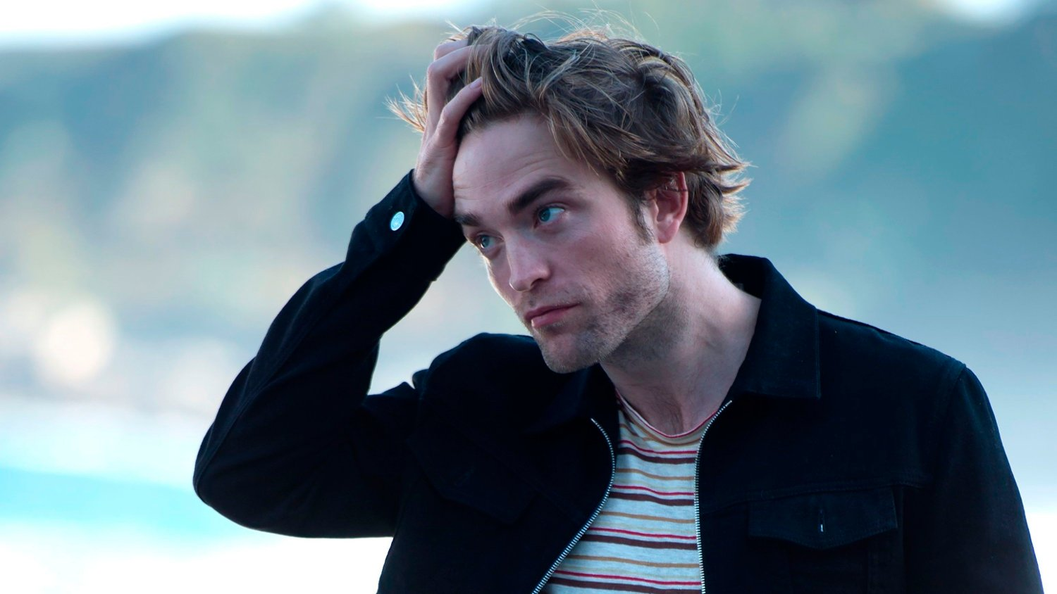 In this file photo taken on September 27, 2018 British actor Robert Pattinson poses during a photocall to promote his film