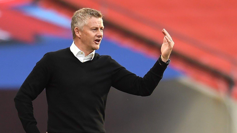 3.-PLASS: Ole Gunnar Solskjær skal forsøke å forbedre sitt Manchester United-lag etter å ha kommet på tredjeplass forrige sesong.