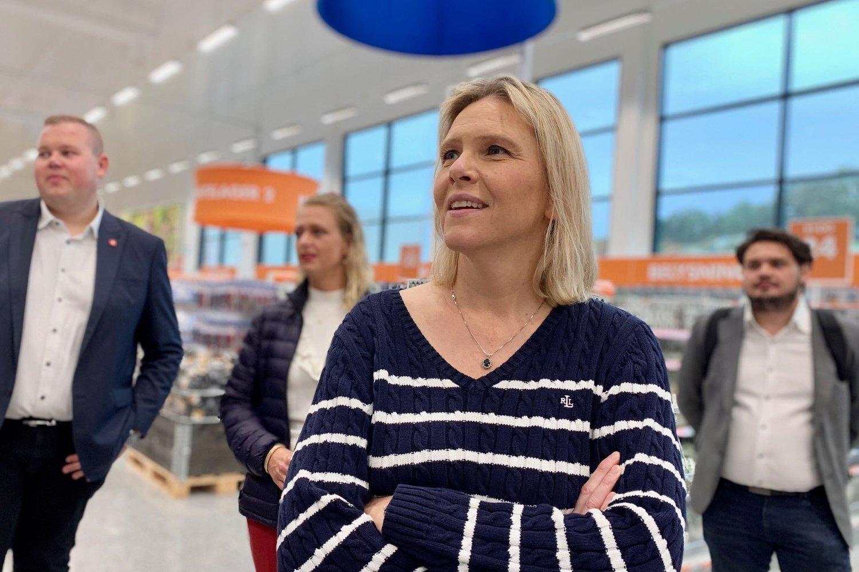 DÅRLIG INTEGRERING: Sylvi Listhaug mener mange av de koronasmittede i Østfold ikke kan ha fått med seg alvoret i pandemien og lever utenfor samfunnet.