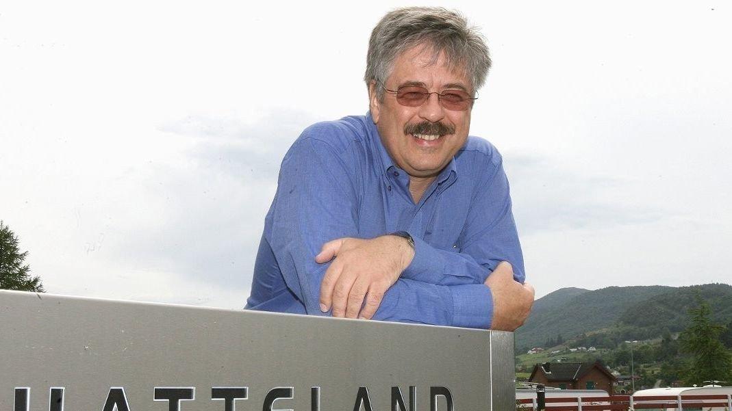 GRÜNDER: Jakob Hatteland solgte «enhjørningen» Autostore i 2017, og eierposten han satt med etter salget bidro til store summer inn på konto også i 2019.