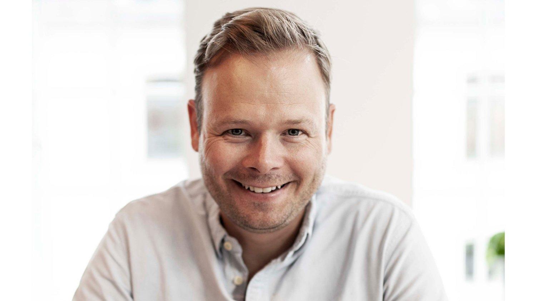 Jesper Dahl i ViacomCBS Nordic.