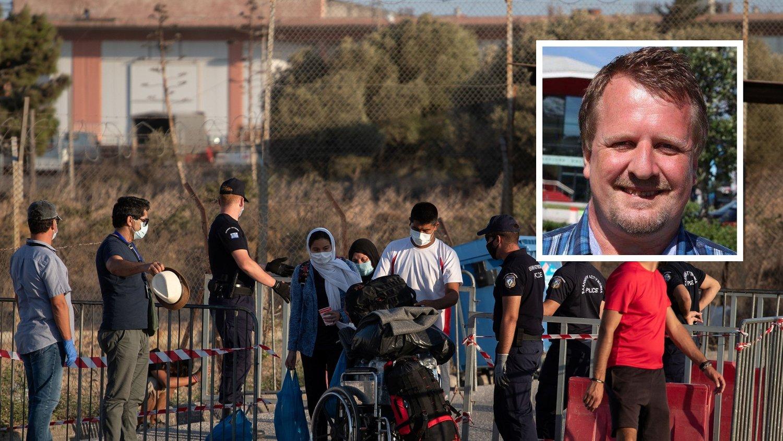Frp-politiker og ordfører i Flekkefjord kommune, Torbjørn Klungland, ønsker å hente flere Moria-flyktninger.