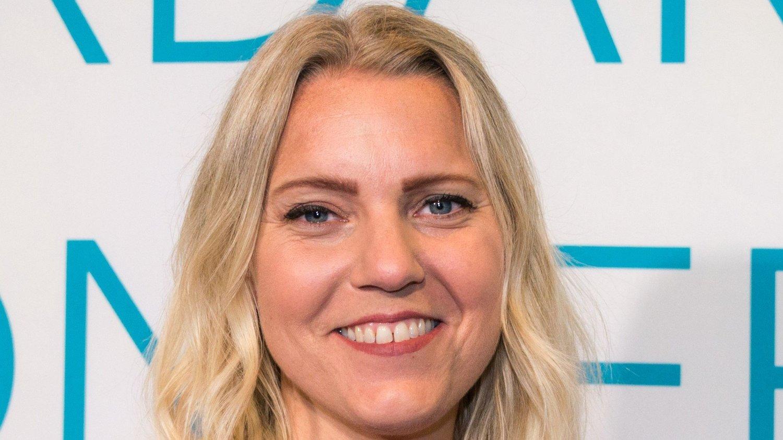 Den svenske TV-profilen Carina Bergfeldt er en av flere SVT-medarbeidere som har mottatt trusler.
