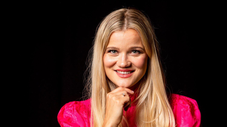 Sandra Lyng var egentlig ute av «Stjernekamp», men får nå en ny sjanse i konkurransen.