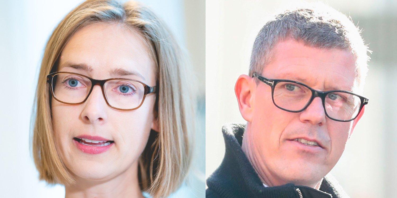 FRUSTRERT: Eventgründer og manager Jan Fredrik Karlsen beskriver pressekonferansen med næringsminister Iselin Nybø i forrige uke som «utrolig skuffende».