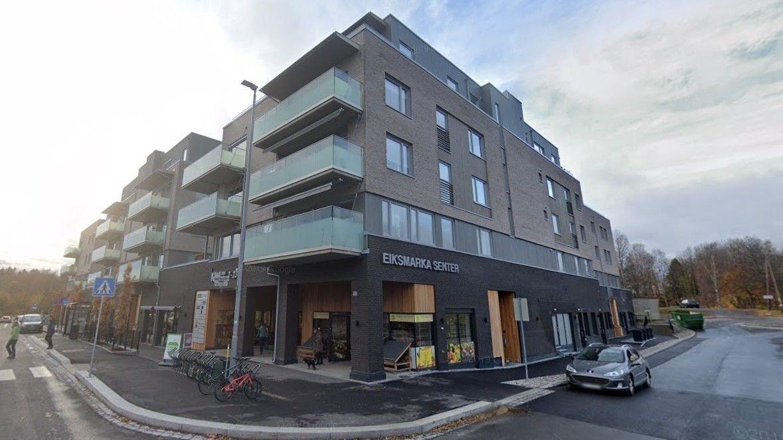 BUTIKKLOKALER: Både Eiksmarka senter og Østerås senter i Bærum er blant kjøpesentrene som har hatt problemer med å fylle opp butikklokalene.