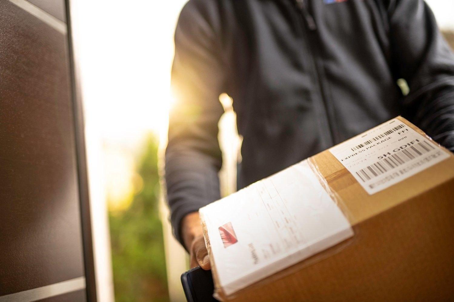 Postpakke